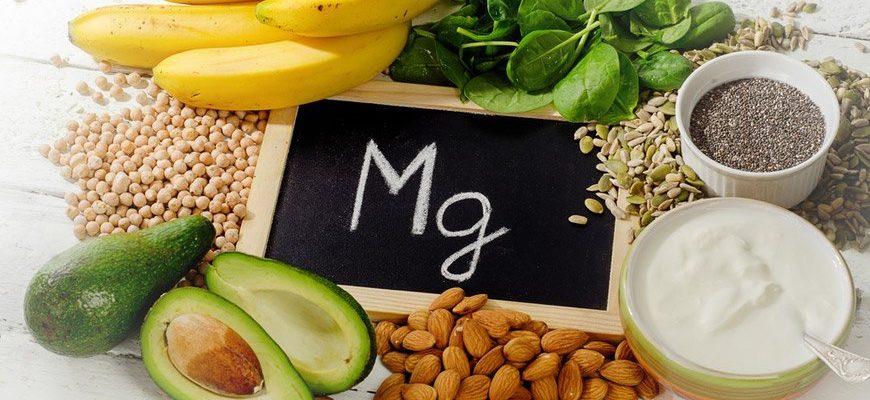 Magnesio contro lo stress